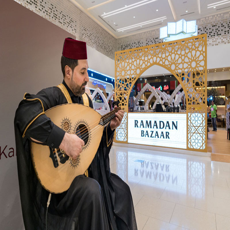 Majid Al Futtaim's community malls in the UAE support homegrown brands at special Ramadan Bazaar this month