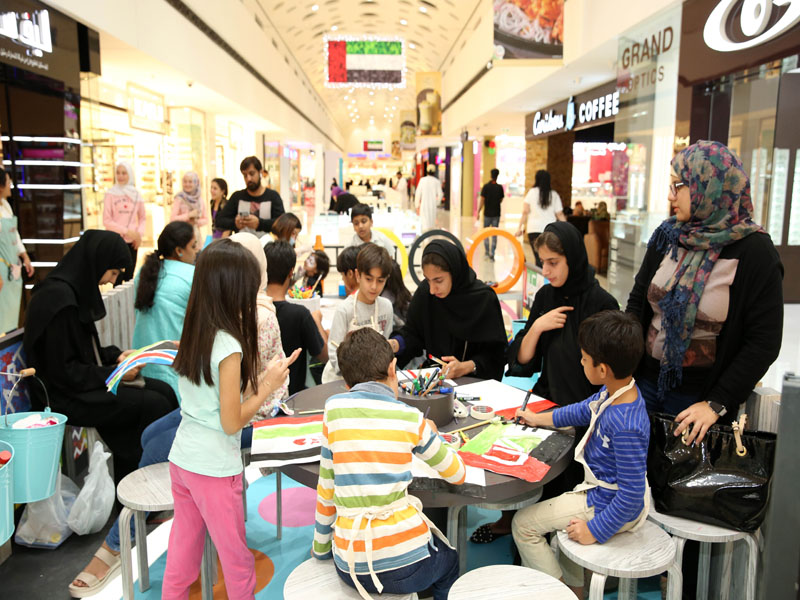 Matajer malls in Sharjah to host exciting Art Lab to stimulate kids minds this month