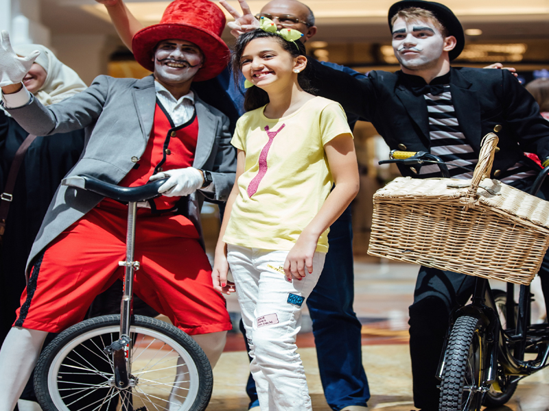 Majid Al Futtaim malls to brighten up Eid Al Fitr with exciting entertainment and activities for the entire family