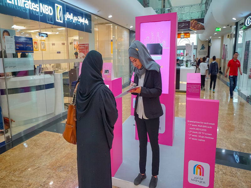 Matajer malls in Sharjah surprise shoppers with unique prizes every week