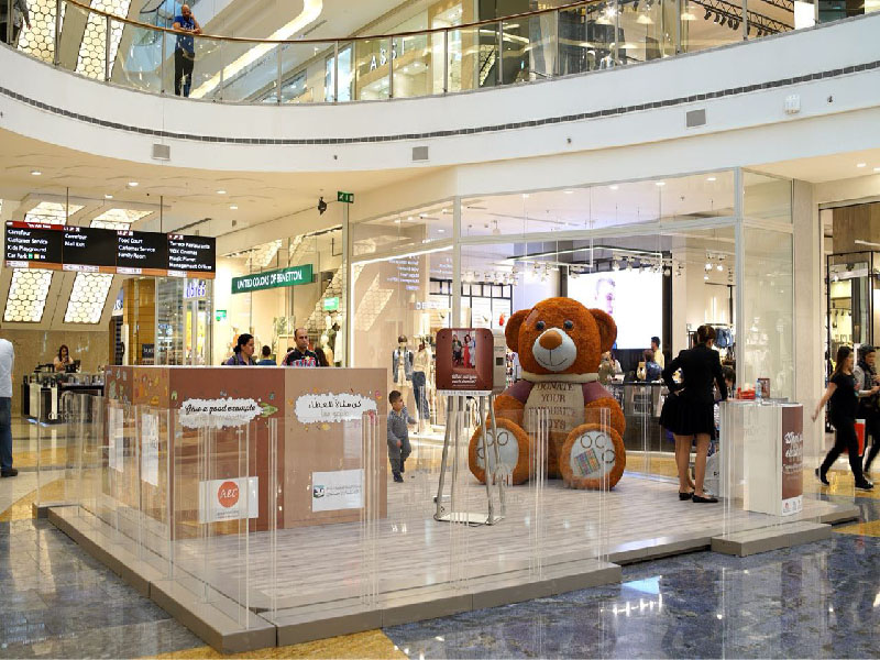 Majid Al Futtaim's shopping malls in the UAE invites visitors to give and make a difference together this Ramadan